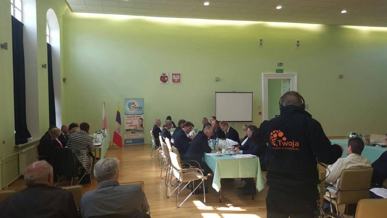 XXIX Sesja Rady Miejskiej w Choroszczy NA ŻYWO w TTR!!!