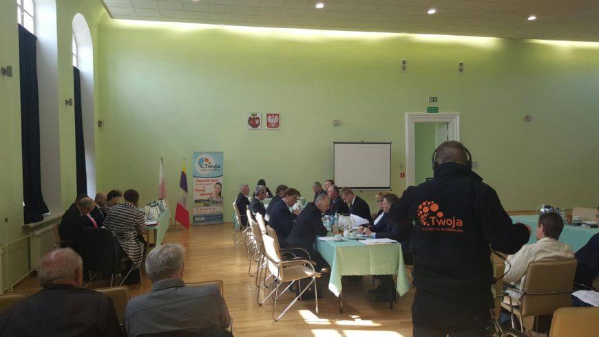 XV Sesja Rady Miejskiej w Choroszczy za nami