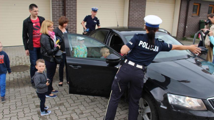 """""""Noc muzeów"""" w Komendzie Powiatowej Policji w Sokółce"""
