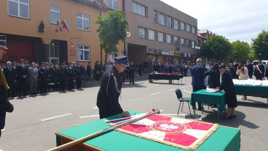 Strażacy mieli swój dzień w Sokółce