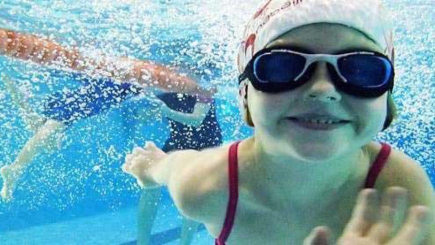 Gimnastyka korekcyjna w wodzie dla dzieci