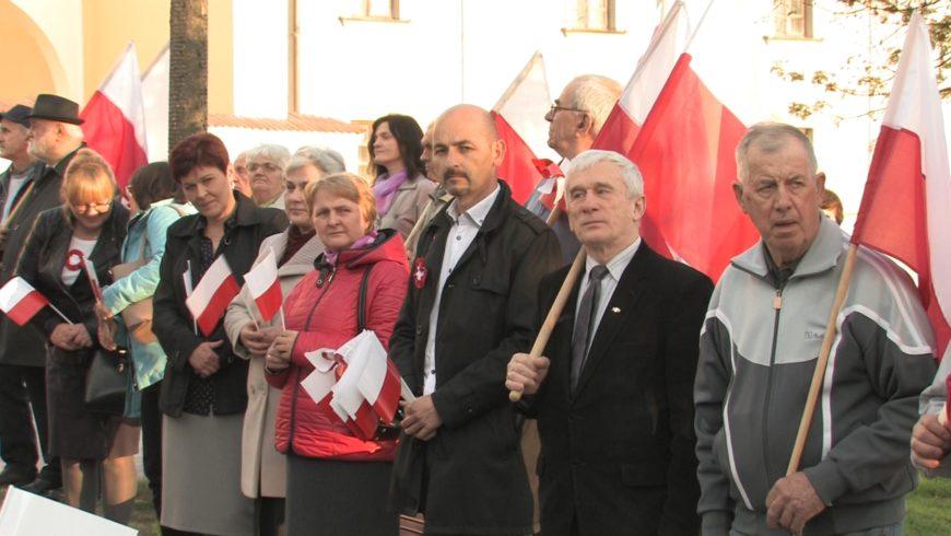 Choroszcz świętowała Dzień Flagi