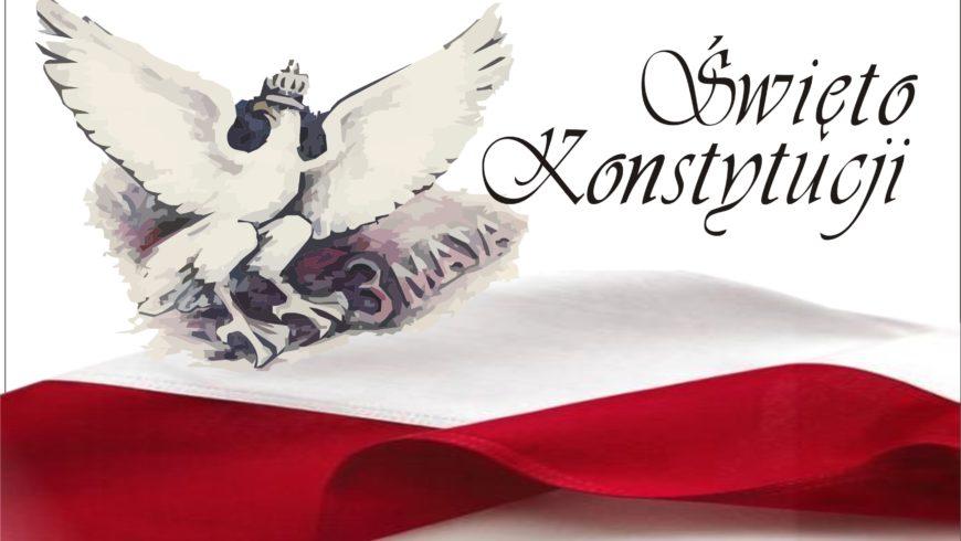 3 maja 1791 roku została uchwalona Konstytucja Rzeczypospolitej Obojga Narodów