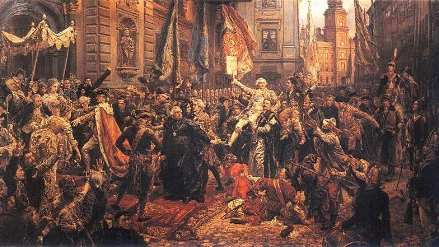Obchody rocznicy Konstytucji 3 Maja w Wasilkowie
