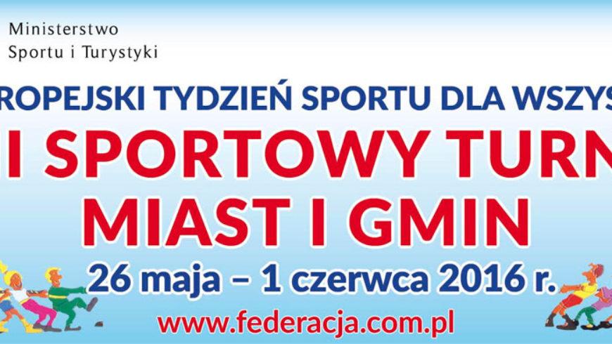 Europejski Tydzień Sportu w Sokółce