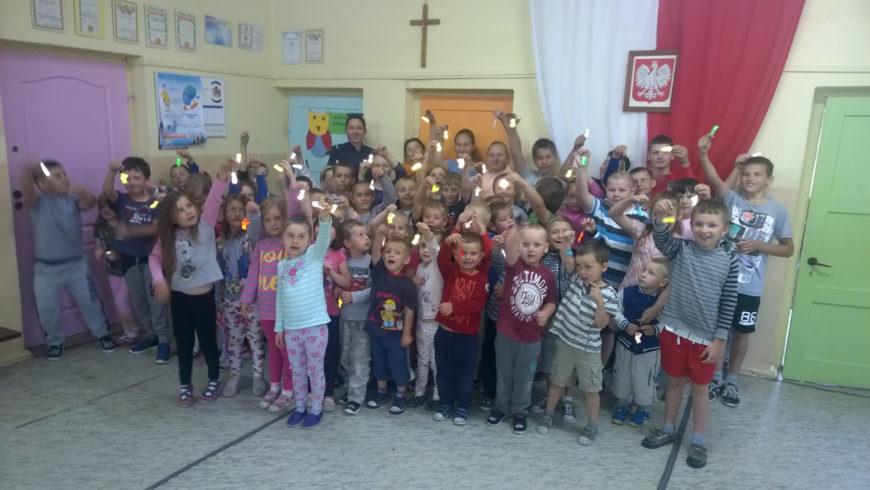 Spotkanie z uczniami w Szkole Podstawowej w Janowszczyźnie