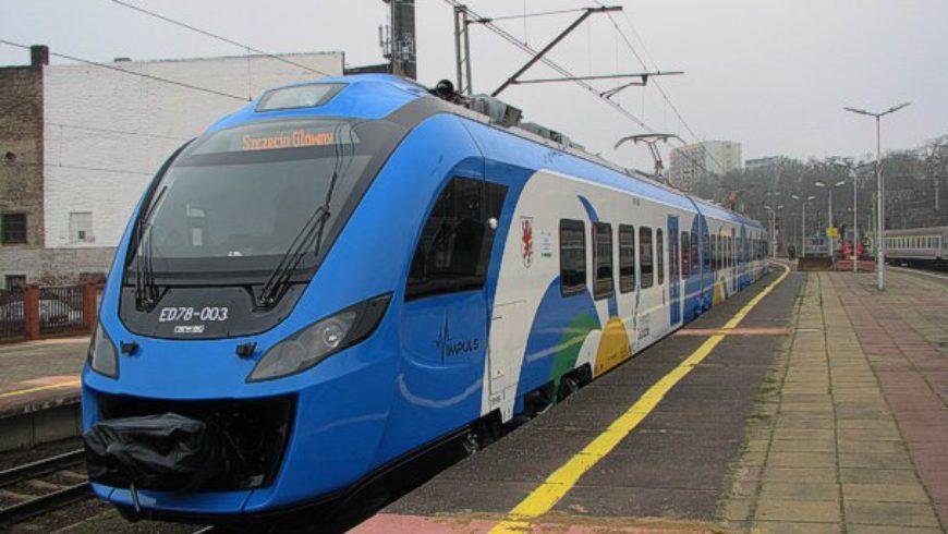 Zmiana rozkładu jazdy niektórych pociągów POLREGIO w województwie podlaskim