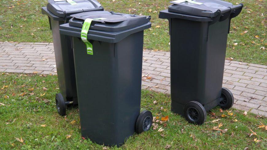 Problematyczne faktury na pojemniki na odpady