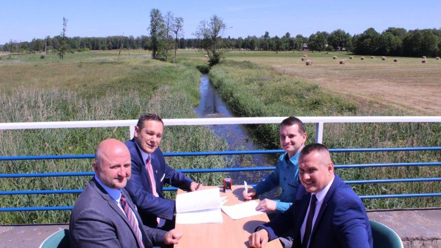 Powiat Sokólski podpisał umowę