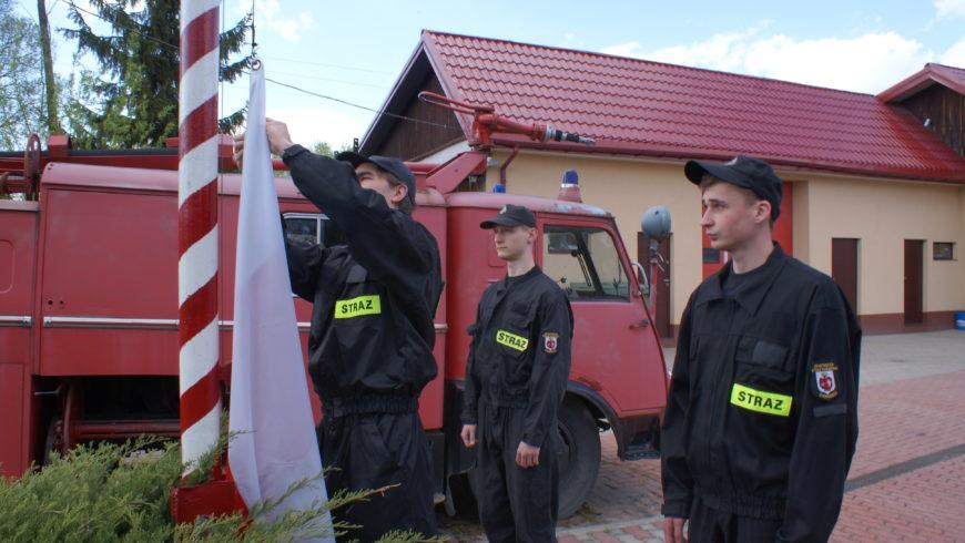 Choroskie OSP dofinansowane wsparciem z województwa podlaskiego