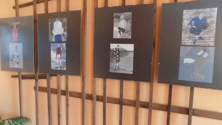 """Wystawa """"Makulatura"""" w Bibliotece Publicznej w Sokólce"""
