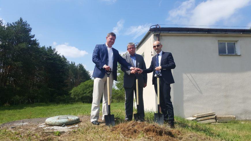 Już niedługo modernizacja SUW w Rogowie i Złotorii!