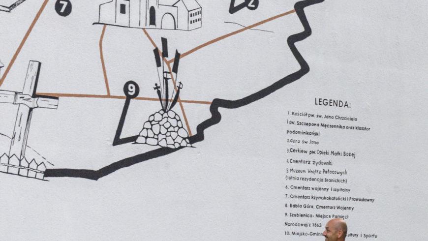 Choroszcz ma mural