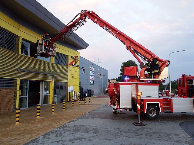 Sokólscy strażacy w świetnej formie ( FOTO )