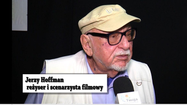 Jerzy Hoffman w Twojej Telewizji Regionalnej