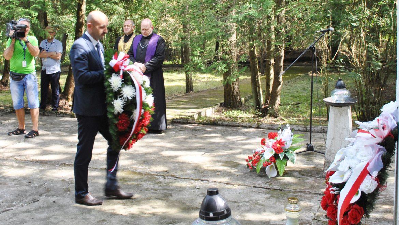 75. rocznica zagłady pacjentów Szpitala Psychiatrycznego w Choroszczy