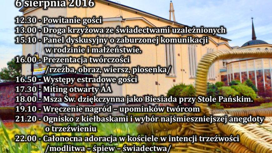 W Wasilkowie odbyła się kolejna Biesiada Trzeźwości