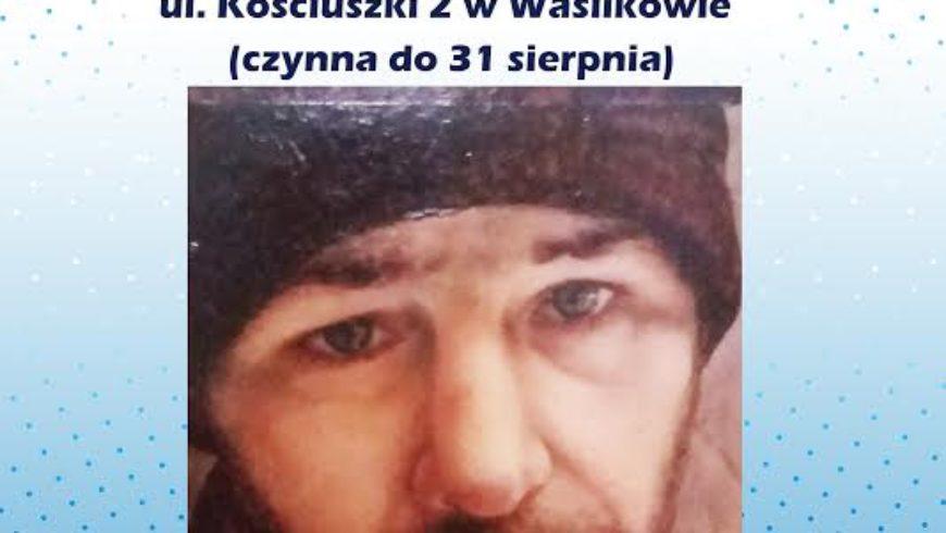 """Wystawa portretów """"Bezdomni"""" autorstwa malarki Agnieszki Szumilas w Wasilkowie"""