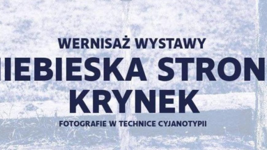 """Niebieska strona Krynek"""