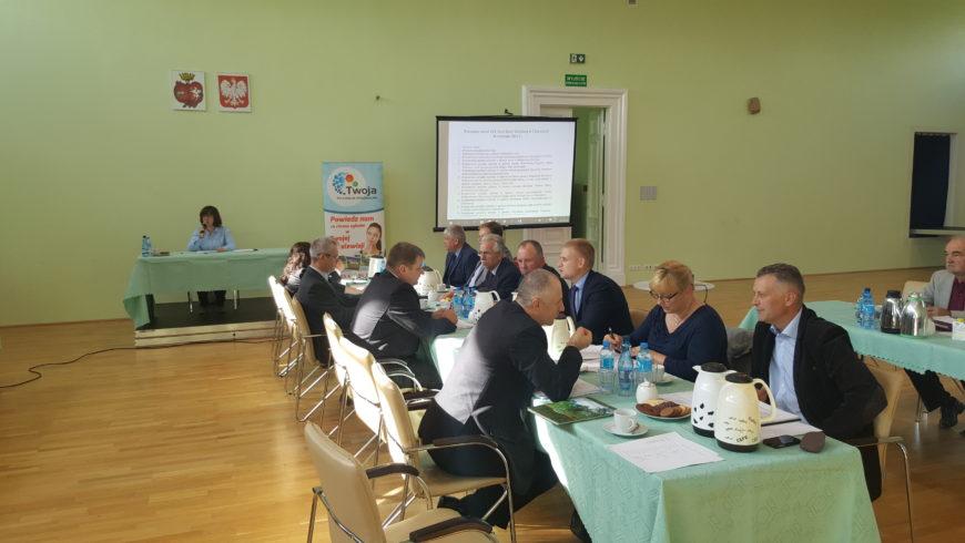 Trwa XIX Sesja Rady Miejskiej w Choroszczy [aktualizacja]
