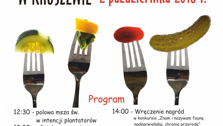 Dzień Ogórka w Kruszewie już 2 października!