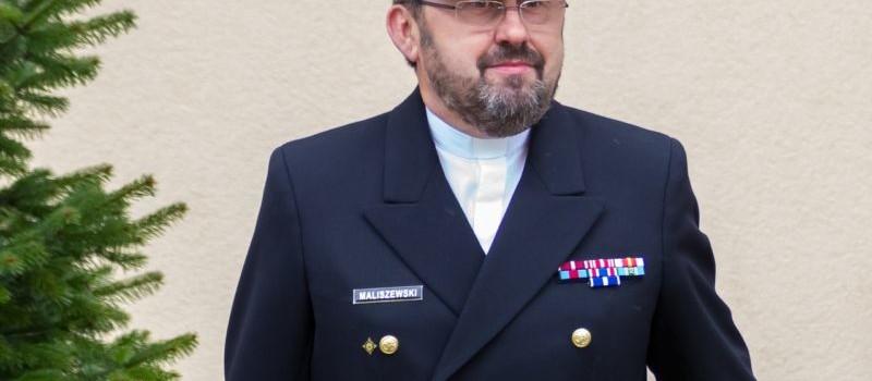 DZIŚ NA ŻYWO W TTR: Ks. kmdr por. dr Jan Maliszewski – etos kapelana wojskowego Bóg-Honor-Ojczyzna
