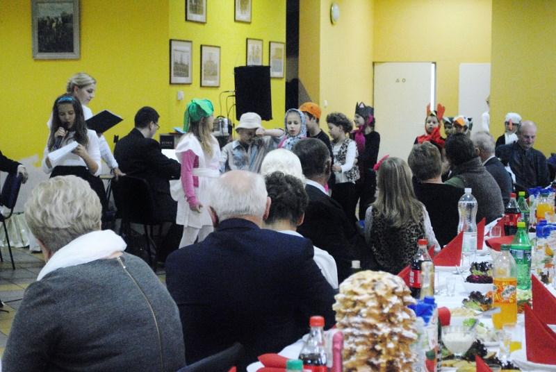 Seniorzy z Choroszczy uczcili swoje święto