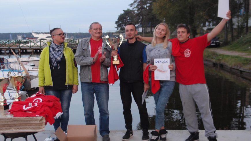 """Regaty Wewnętrzne o Puchar Komandora Klubu Żeglarskiego """"ŻAGIEL"""" Sokółka"""