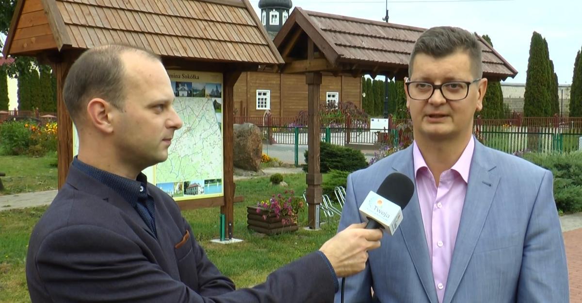 """Prezes LGD """"Szlak Tatarski"""" w programie """"Porozmawiajmy"""" w TTR"""