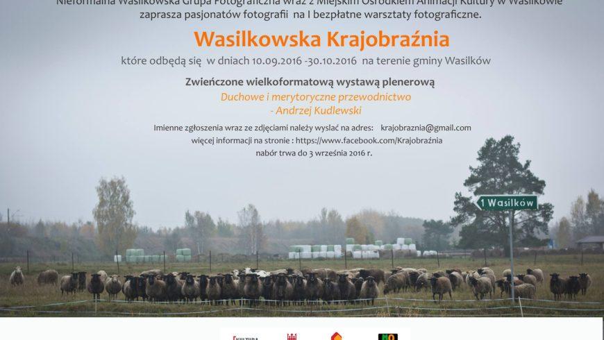 Wernisaż wystawy Wasilkowska Krajobraźnia