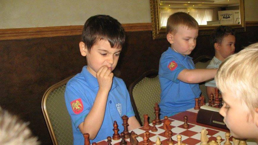 Luks ORIENT Sokółka na drugim turnieju XXII edycji Białostockiej Ligi Szkolnej w szachach