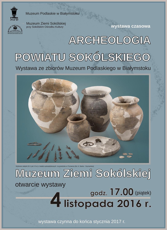 Nowa wystawa czasowa w Muzeum Ziemi Sokólskiej