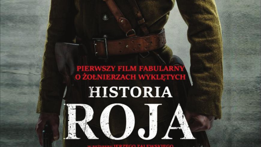 """Projekcja filmu """"Historia Roja"""" w Wasilkowie"""