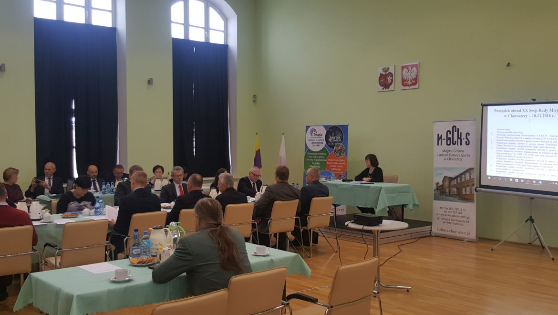 Już jutro kolejna Sesja Rady Miejskiej w Choroszczy NA ŻYWO w TTR