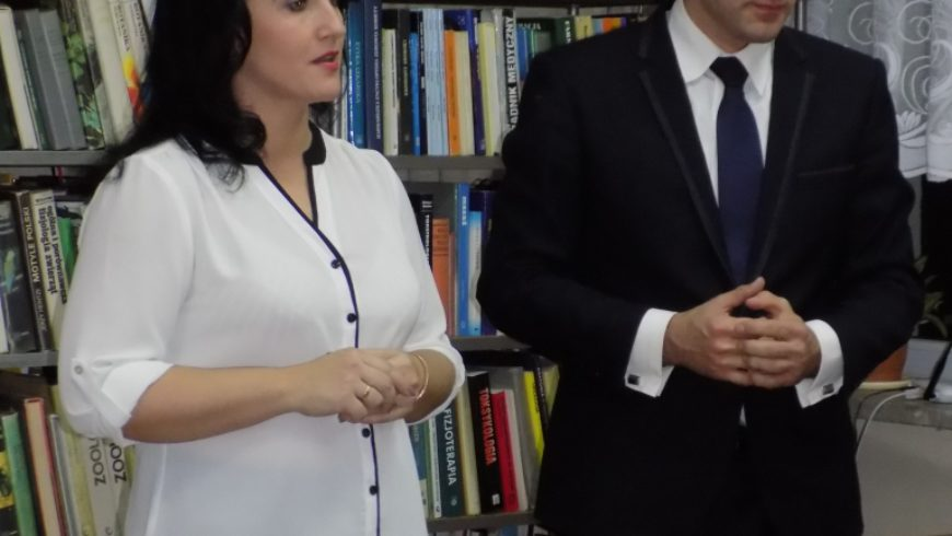 Trener rozwoju osobistego spotkał się z mieszkańcami Sokółki