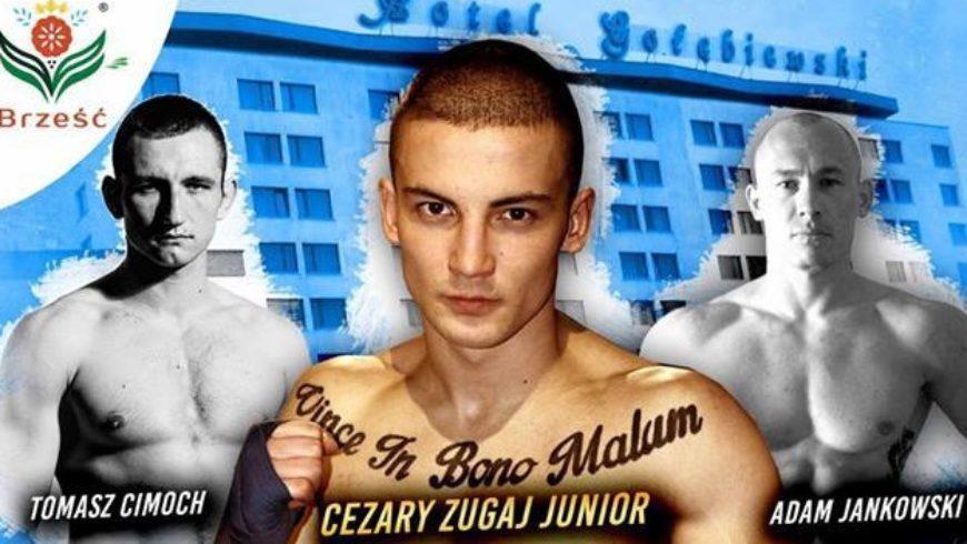 Już dziś VII Gala MMA CUP/PLMMA 71 BIAŁYSTOK 2016!!!