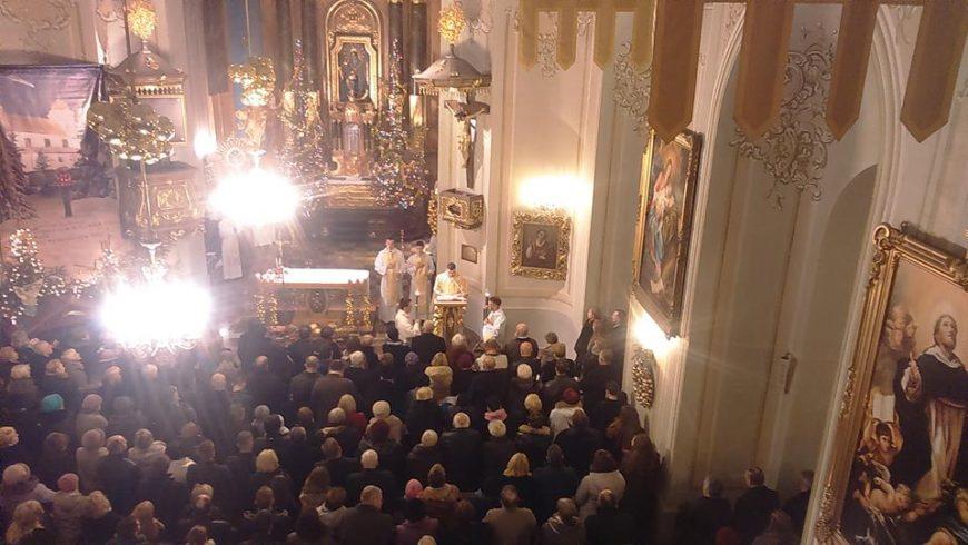 Koncert chóru i msza pasterska już dziś NA ŻYWO w Twojej Telewizji Regionalnej