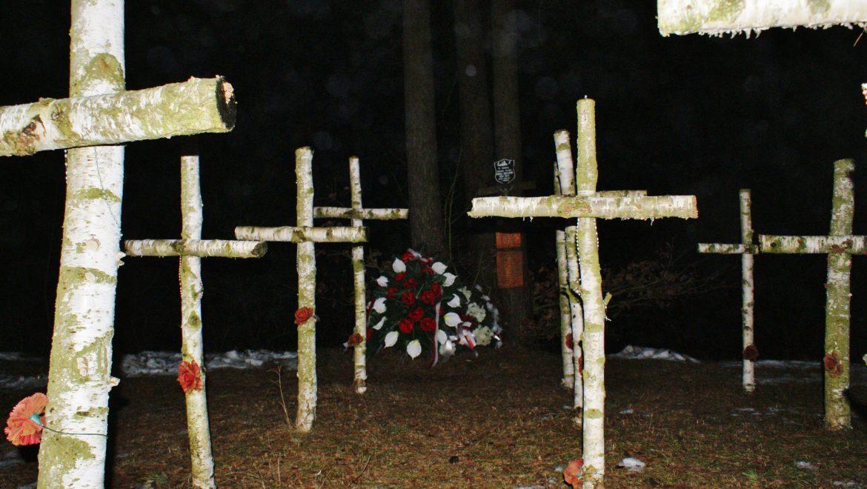 Choroszcz uczciła 154. rocznicę wybuchu powstania styczniowego  [GALERIA]