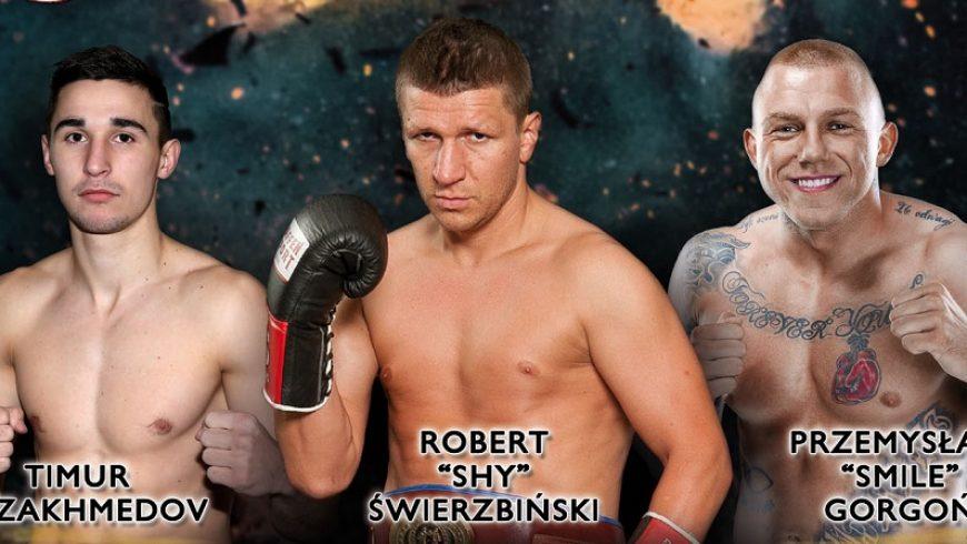 Gala Boksu Zawodowego EKTO Boxing Production