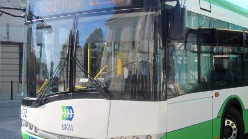 Od 11 kwietnia zmiana trasy linii 103 w Choroszczy