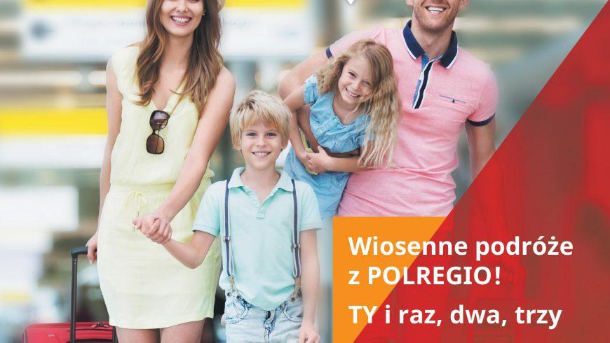Świąteczne promocje w POLREGIO