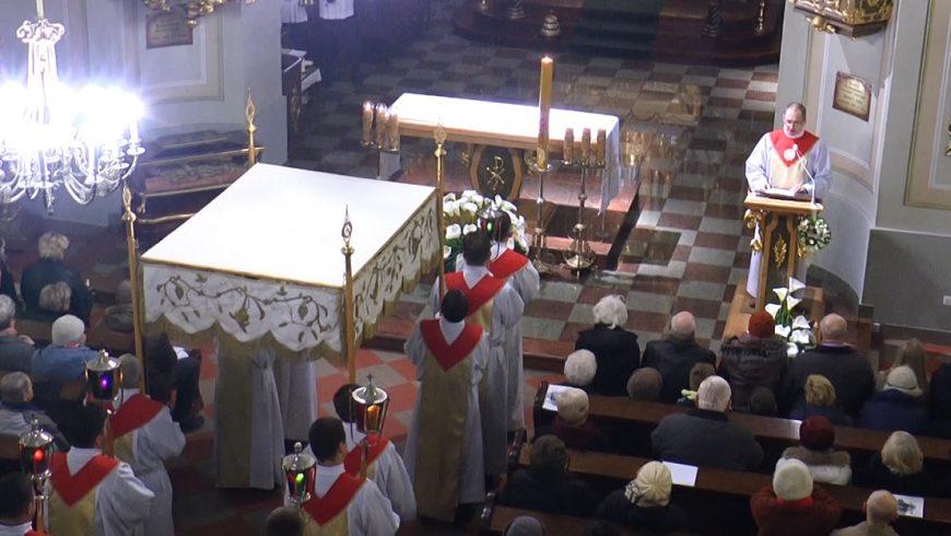 Msza św. rezurekcyjna NA ŻYWO w TTR!