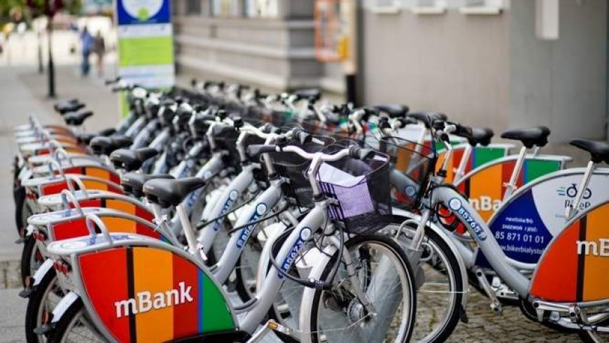 Milion rowerzystów Nextbike w Polsce