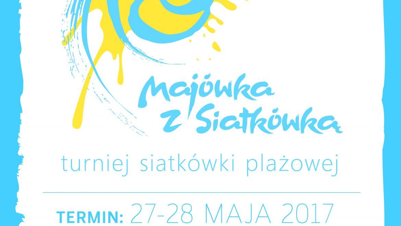 Majówka z Siatkówką już w najbliższy weekend nad zalewem w Sokółce!