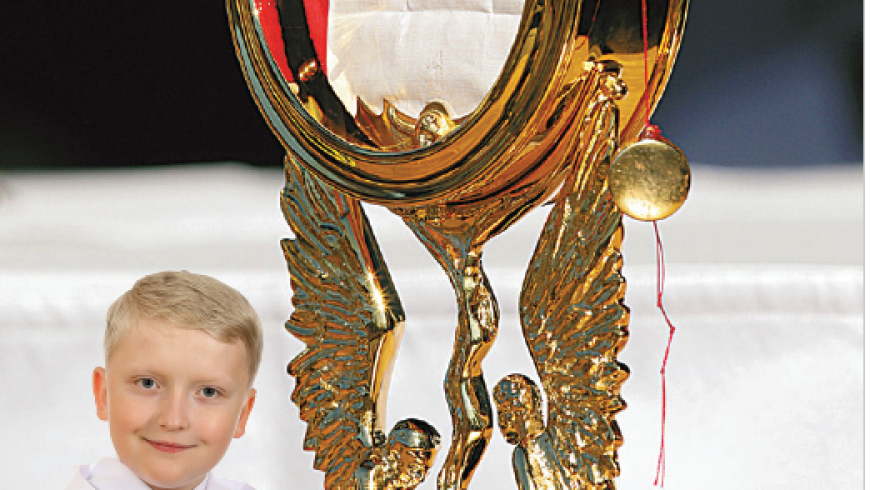 Dzieci Pierwszokomunijne z Archidiecezji Białostockiej zawitają do Sokółki już po raz szósty!