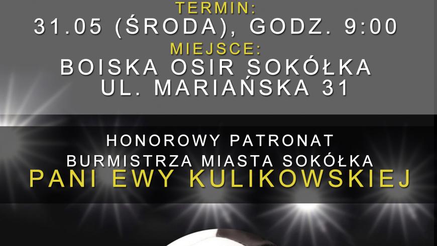 Gimnazjaliści zmierzą się w turnieju GimCup pod Patronatem Burmistrza Sokółki