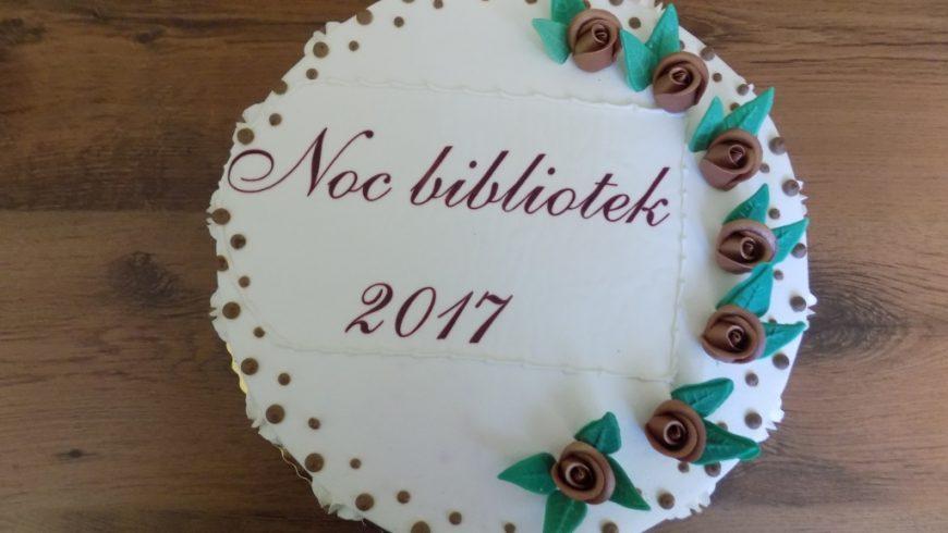 Podsumowanie Nocy Bibliotek 2017 w Sokółce