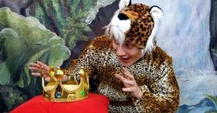 """""""Król zwierząt"""" przyjedzie do Choroszczy specjalnie dla dzieci."""