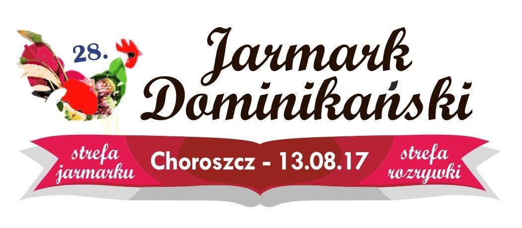 Jarmark Dominikański w Choroszczy – 13 sierpnia 2017 – trwa rezerwacja stoisk