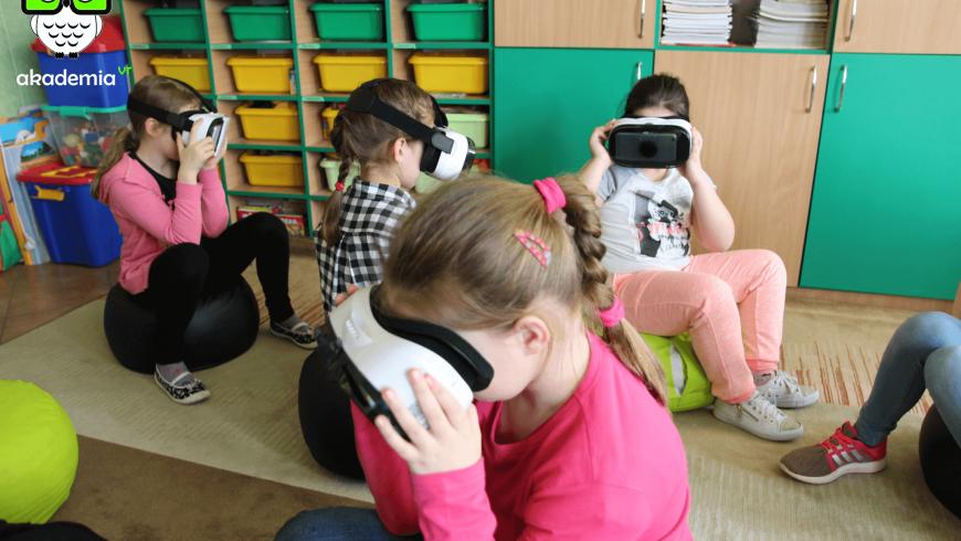Akademia VR dla najmłodszych